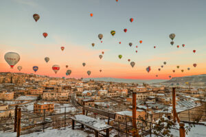 cappadocia-balloons