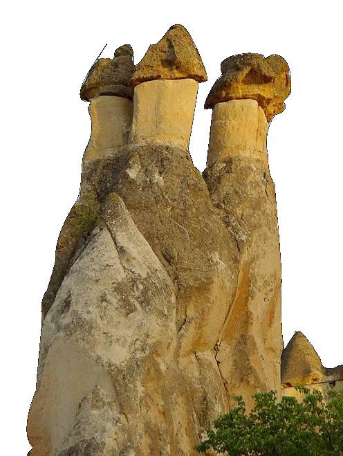 Abstract-Cappadocia